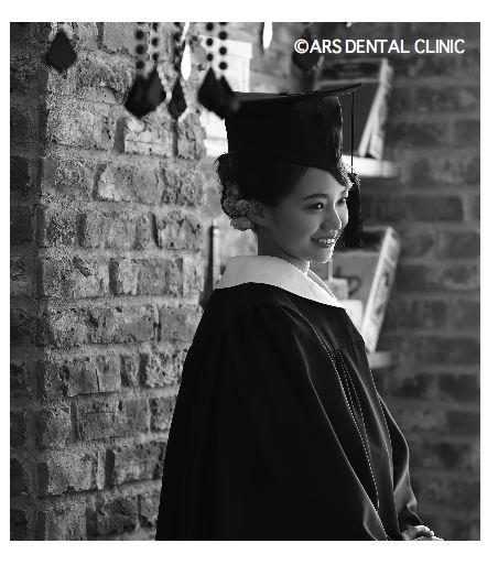 卒業式デンタルエステ 名古屋 アルスデンタルクリニック